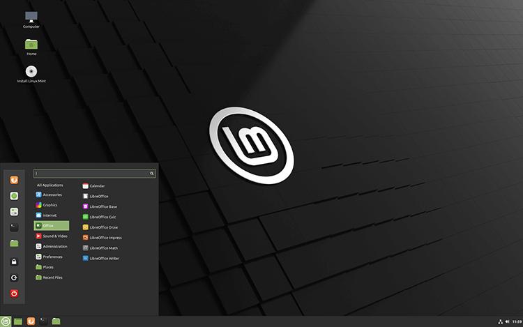 linux mint iso indir - Linux Mint İSO Dosyası ve Usb Bootable Kurulum Oluşturma!