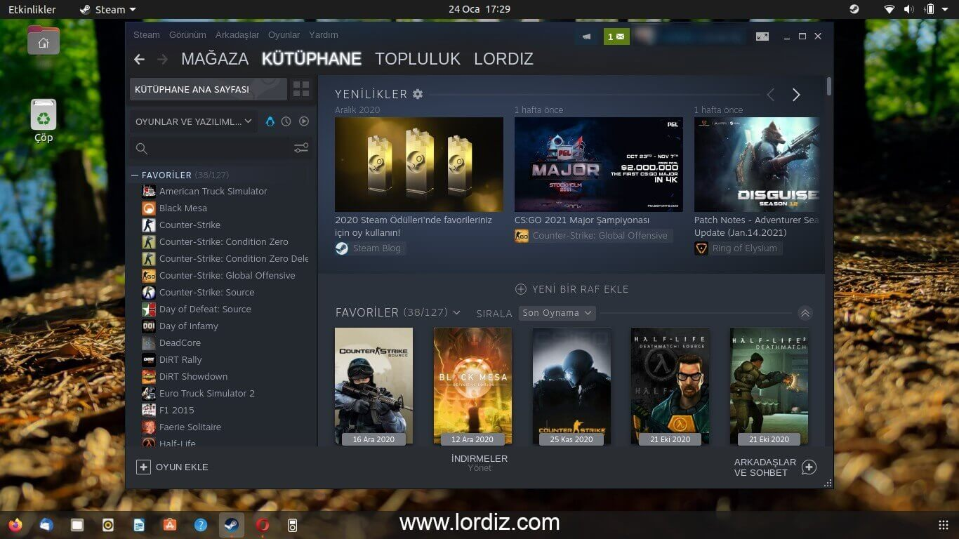 linux ubuntu steam - Ubuntu'ya Steam Yükleme! Linux Dağıtımlarında Oynanabilen Oyunlar!