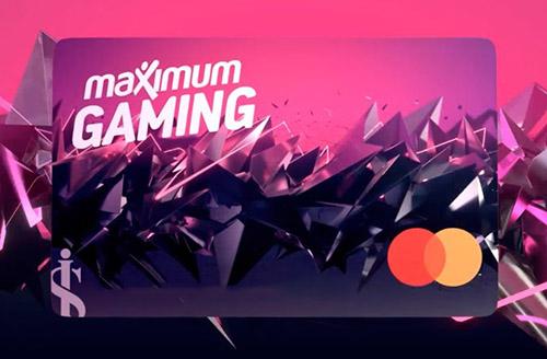 """İş Bankası'ndan Gamer'lara Özel Ön Ödemeli """"Maximum Gaming Kart"""""""