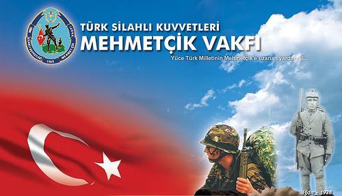 """Yardım ve Bağışlarınız İçin En Doğru Yer """"TSK Mehmetçik Vakfı"""""""