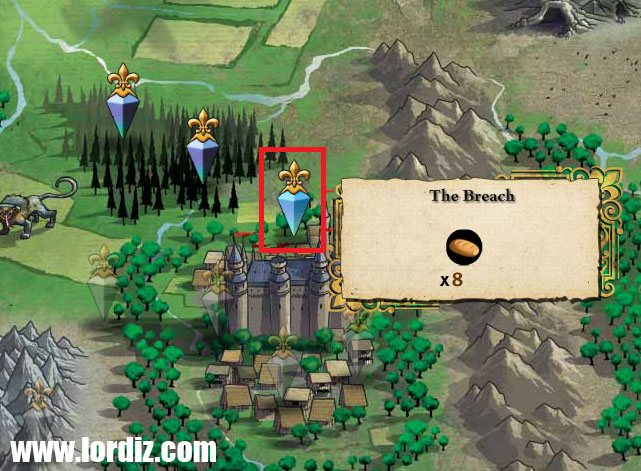 Sevilen Dizi Merlin'in Ücretsiz Facebook Oyunu - oyun-indir