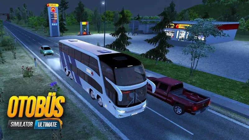 """En İyi Mobil Otobüs Simülasyon Oyunu """"Otobüs Simulator: Ultimate"""""""