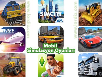 mobil simulasyon oyunlari - Google Play ve Apple Store'un En İyi Simülasyon Oyunları