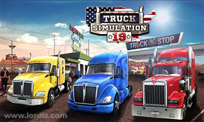 "Mobil Platformun En İyi Tır Simülasyonu: ""Truck Simulation 19"""