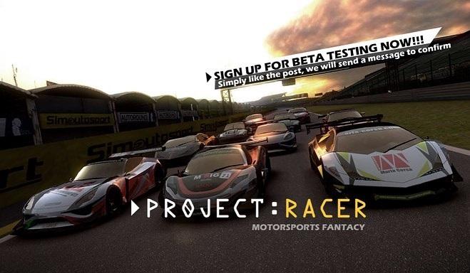 """mobil yaris oyunu project racer - Harika Grafiklere Sahip Mobil Yarış Oyunu """"Project Racer"""""""