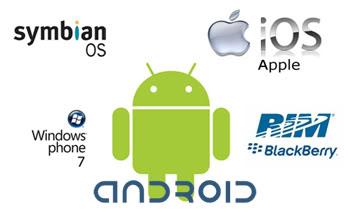 mobilephoneos - Anket: Mobil İşletim Sistemlerinde Tercihiniz Hangisi?