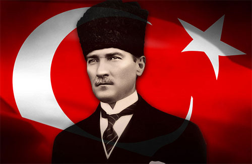 Mustafa Kemal Atatürk'ün Peygamber Sevgisi