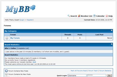 MyBB Forumlar için Spoiler BBKod