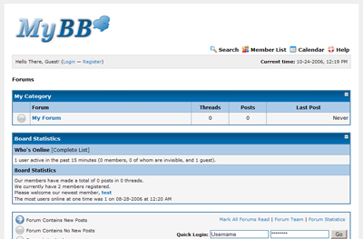 Mybb Forum, Hotmail Aktivasyon Maili Gönderme Sorunu - web-master