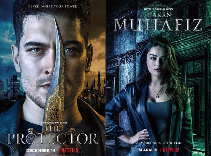 """netflix hakan muhafiz protector - Netflix'in İlk Türk Dizisi """"Hakan: Muhafız""""! İzlemeye Değer Mi?"""