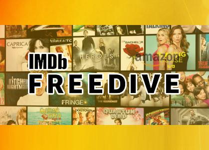 IMDb Freedive Nedir? Nasıldır? IMDb, Netflix'e Rakip Mi Oluyor?