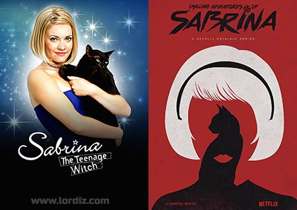 Gerilimli Cadı Dizisi Chilling Adventures of Sabrina Netflix'de!
