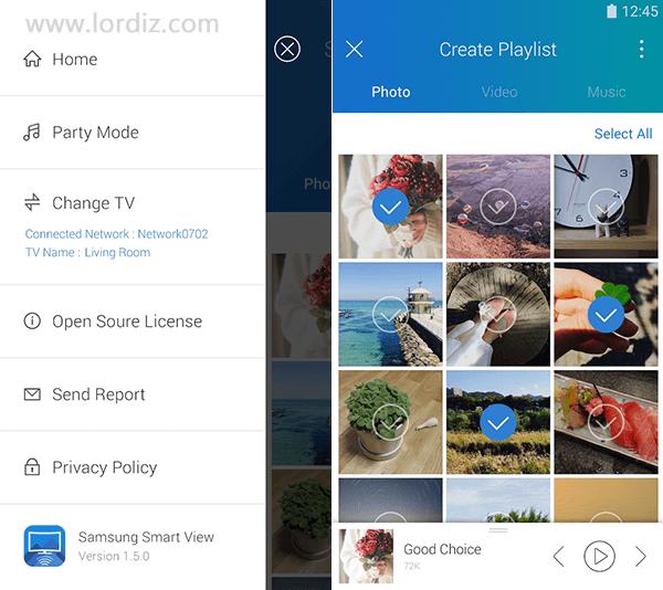 Yeni Samsung Smart View Uygulaması Yayımlandı - elma-dunyasi, google-play