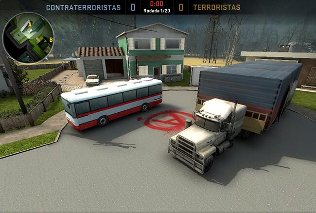 nuketown - Counter Strike: Global Offensive Steam Atölyesinden En İyi 10 Harita