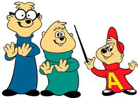 """old school alvin zpse8k36q59 - Yeni Nesil """"Alvin ve Sincaplar"""", Kidz Tv'de"""