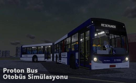 "Ücretsiz Otobüs Simülasyon Oyunu ""Proton Bus Simulator"" - oyun-indir"