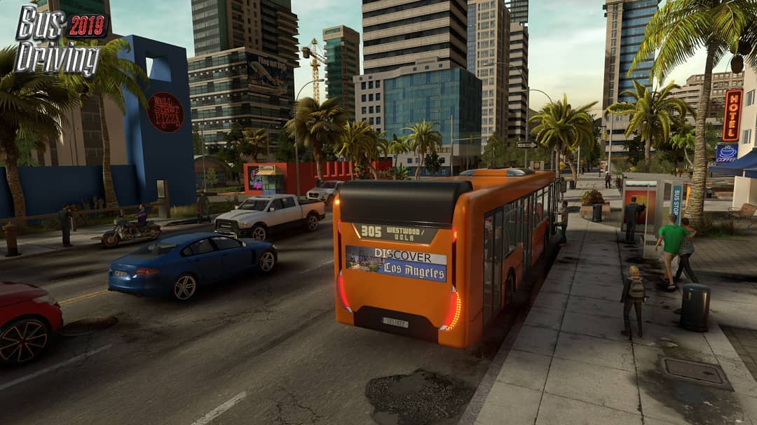 """Bus Simulator 18"" Alternatifi Otobüs Oyunu ""Bus Simulator 21"""
