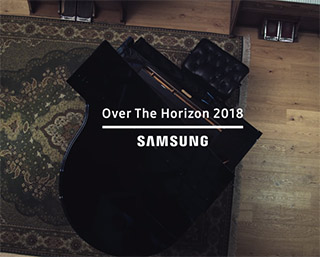 "Samsung Galaxy S9 Zil Sesi ""Over The Horizon"""