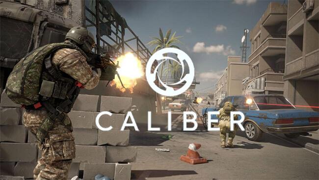 """World of Tanks Yapımcılarından Ücretsiz Aksiyon Oyunu """"CALİBER"""""""