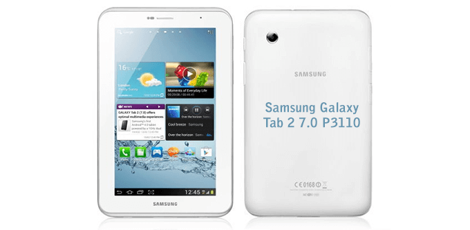 p3110 lollipop zps5a1a4217 - Samsung Galaxy Tab2 7.0 P3110 İçin Lineage 13 (Android 6.0.1)