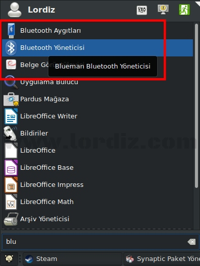 Pardus'ta Bluetooth Kurulum ve Kullanımı! - linux