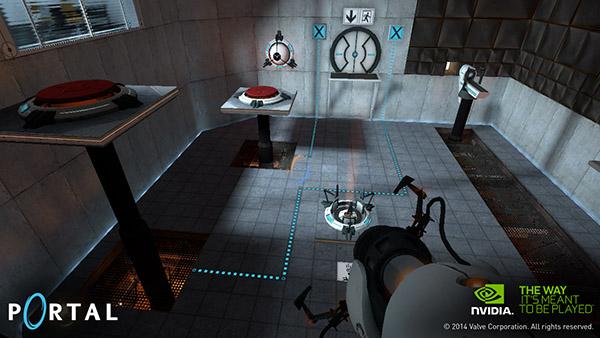 Portal Benzeri Zeka ve Bulmaca Oyunları