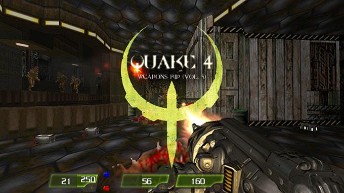 quake4 - Quake 4 Multiplayer Bot Paketi İndir