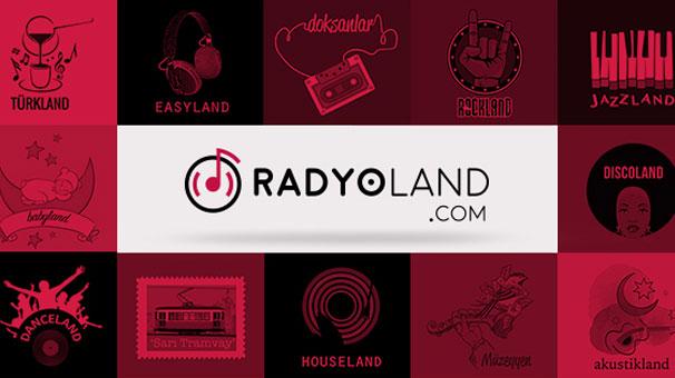 "Karnaval Alternatifi Online Radyo Platformu ""Radyoland"" - muzik-kutusu, internet-siteleri, elma-dunyasi, google-play"