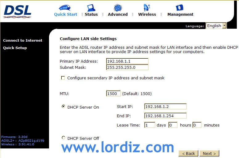 DATRON RTA-1030 Kablosuz Modem Kurulum - windows-destek