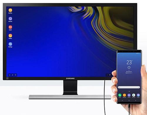 Samsung Dex ile Televizyonu veya Monitörü Bilgisayara Dönüştürmek
