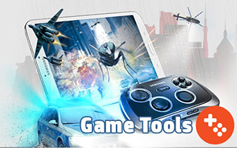 "Tablet ve Telefonlar için ""Game Tools & Game Launcher"""