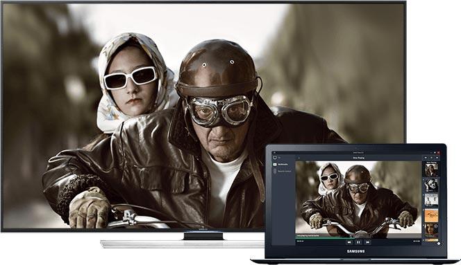 """Bilgisayarlar İçin Samsung Smart Tv Uygulaması """"Smart View"""""""