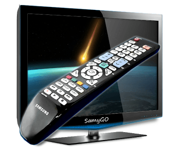 "Samsung Smart View Alternatifi ""SamyGo Remote"""