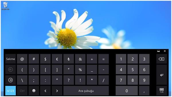 Windows'da TL Simgesi Nasıl Kullanılır?