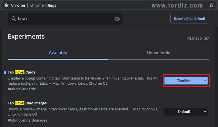 Chrome Sekme Bildirimleri ve Sekme Önizlemeleri! Nasıl Açılır? Nasıl Kapatılır? - windows-destek