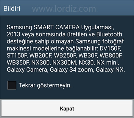 smart camera app - Samsung MobileLink ve Remote View Finder Uygulamaları [APK]