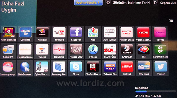 smarttv app2 zps8992f34c - Samsung Smart Tv'lerde Uygulama Güncelleme
