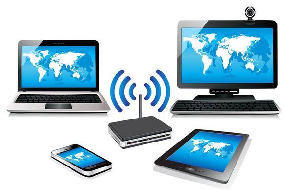 Kablosuz İnternet Tehlikeli Mi?