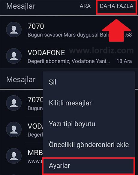 sms engelleme 1 zpspmevu37k - İstenmeyen Sms ve İstenmeyen Numaraları Engelleme (Özel Kodlar ile)