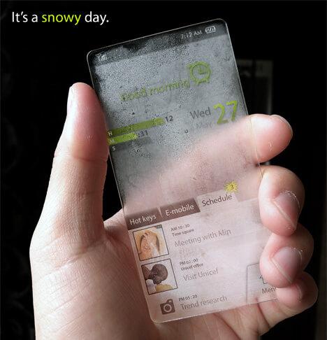 snowy zps98c88bb5 - Seunghan Song'dan Cam Görünümlü Telefon Projesi