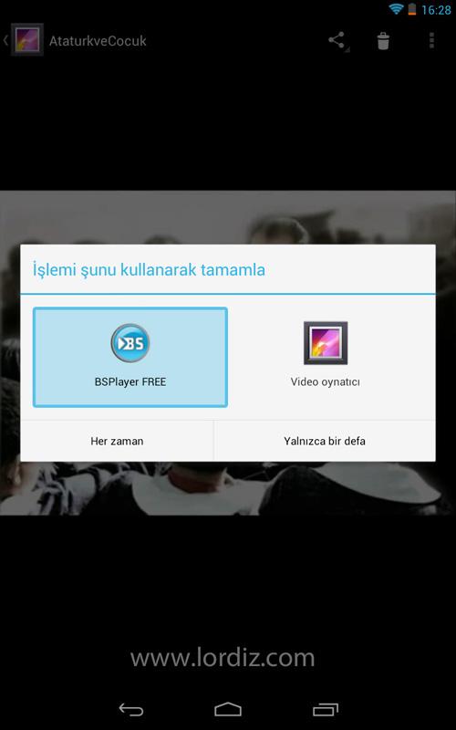 ss jb 1 - Android Cihazlarda BSPlayer ile Video Popup Kullanımı