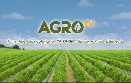 """Tarım ve Çiftçi Kanalı """"AGRO TV"""" Türksat Uydusundan Yayına Başlıyor!"""
