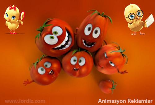Dalin'in Civcivleri, Tat'ın Domatesleri – Animasyon Reklamlar