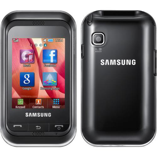 Samsung C3303 Champ 'Şebeke Hatası' (İnternet Ayarları)