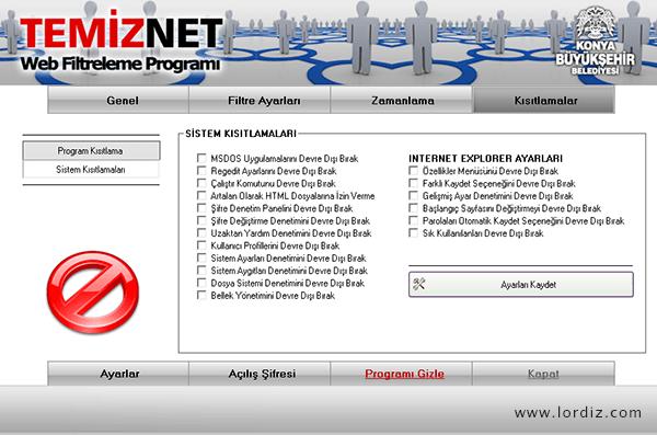 Ücretsiz Web Filtreleme Yazılımı - download-yazilari