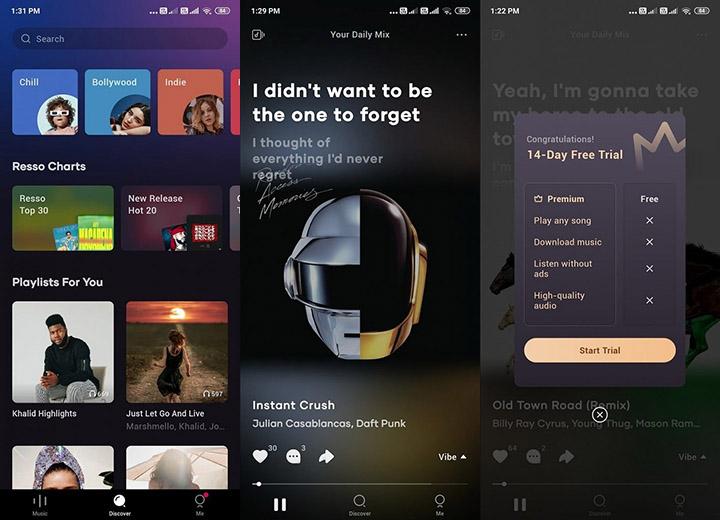 """TikTok Yapımcılarından Spotify Alternatifi Müzik Uygulaması """"Resso"""" - muzik-kutusu"""