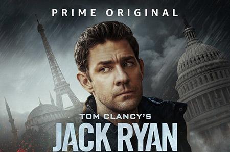 """Türkiye'den Sahneler İçeren Amazon Dizisi; """"Tom Clancy's Jack Ryan"""""""