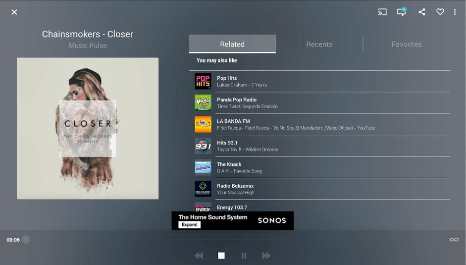 tunein2 zpshmy3npnj - Android Telefon ve Tabletler İçin Radyo Uygulamaları