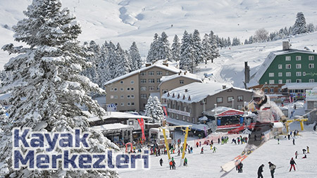 Türkiye'nin En İyi ve En Popüler Kayak Merkezleri