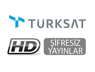 Türksat Uydusundaki Şifresiz HD Tv Kanalları